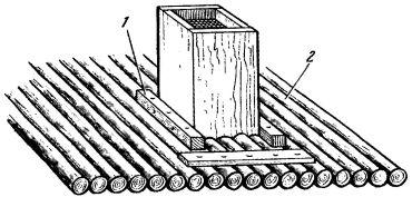 Рис. 2. Крепление вентиляционного короба