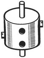 Рис. 3. Корпус цапфенбора для получения отверстий на сверлильном станке
