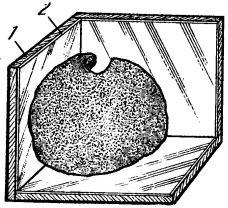 Рис. 11. Изготовление гнезда для ласточки