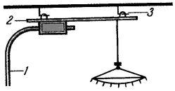 Рис. 2. Съемное крепление «люстры»