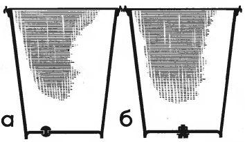 Рис. 1. Заделка отверстий в ведре