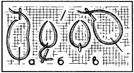 Рис. 4. Шов «петля»