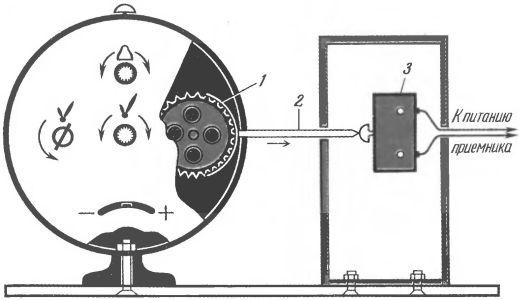 Рис. 3. Схема радиобудильника
