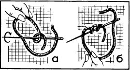 Рис. 9. Узелки «рококо»