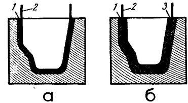 Рис. 2. «Вклеивание» в бампер пластины для его крепления на автомобиле