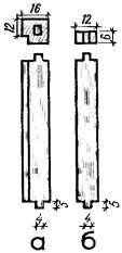 Рис. 3. Стойки