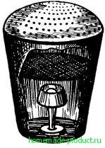 Рис. 6. Сушилка для семян