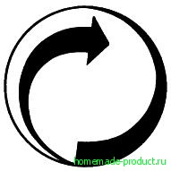 Рис. 6. Знак экологической безопасности изделия