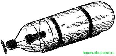 Рис. 10. Подводная лодка