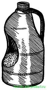 Рис. 12. Кормушка для птиц