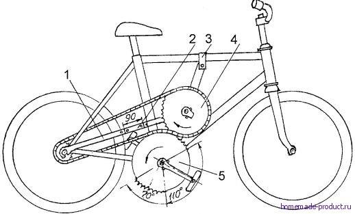 Габариты для велосипеда своими руками 92
