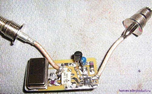 Прибор для подавления сигнала мобильных телефонов