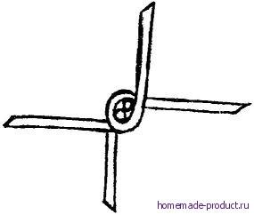 Рис. 4. У колючки все шипы одинаковой длины