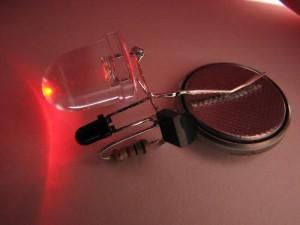 Диод с фотоэлементом