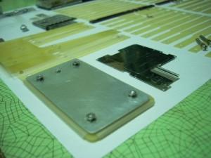 Многослойный корпус для телефона