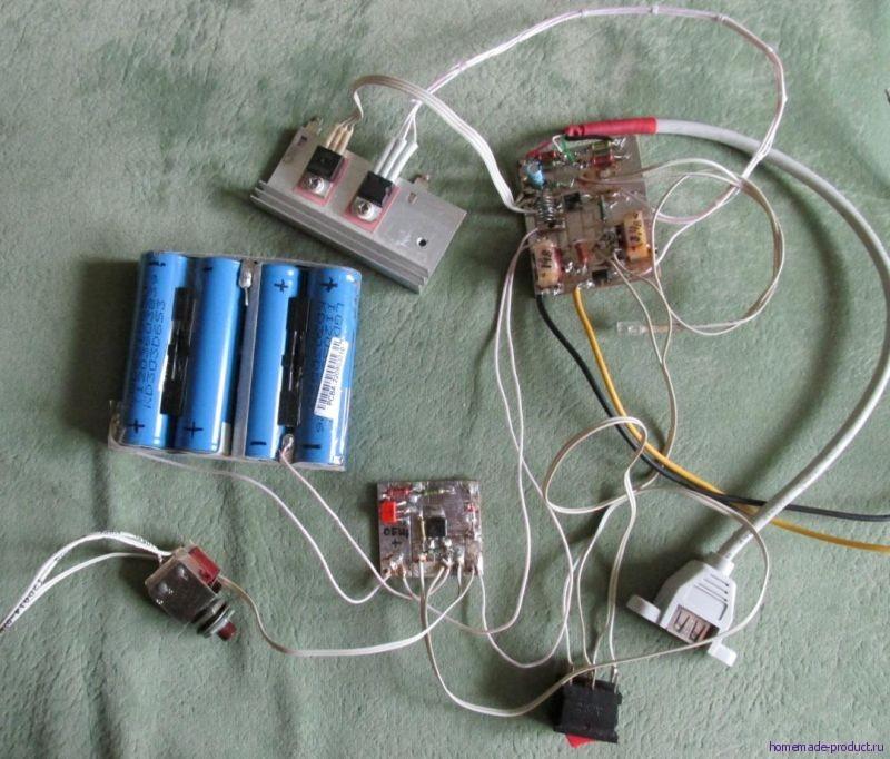 Как сделать аккумуляторы самодельно 213