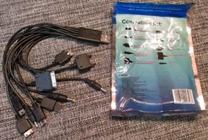Универсальный китайский кабель для USB