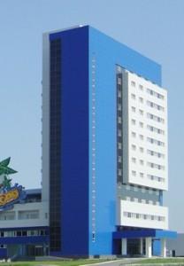 Фасады здания